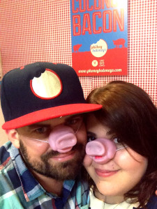 Kyle & Andrea: the beautiful people behind Phoney Baloney